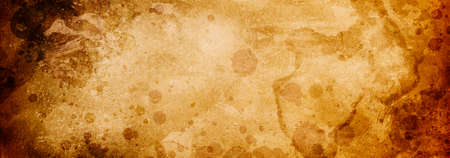 Vintage grunge old paper texture in spots as background Banque d'images