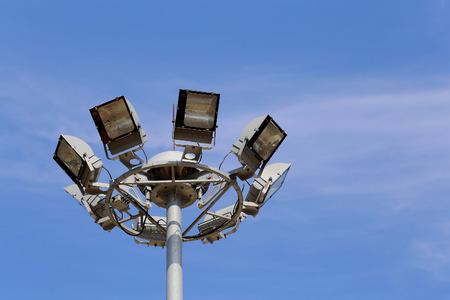 spotlight: lamp spotlight.
