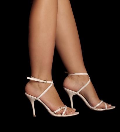 Sexy feet, stilettos