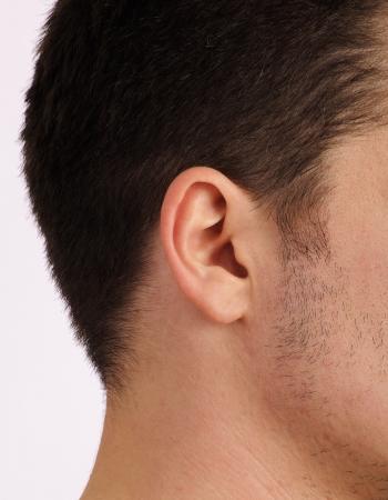 listen ear: Perfect human ear