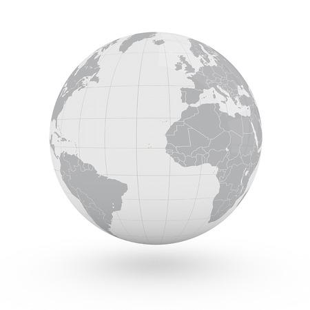 cape verde: Globe Africa Cape Verde