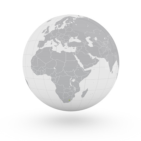 lesotho: Globe Africa Lesotho