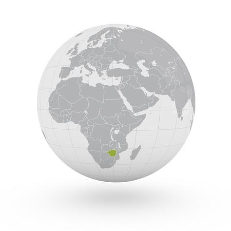 Globe Africa Zimbabwe photo