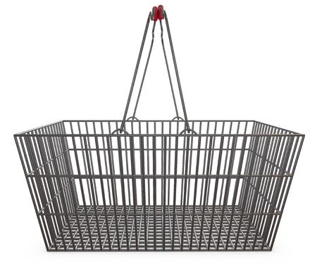 shopping basket: Shopping basket, empty, supermarket promotions