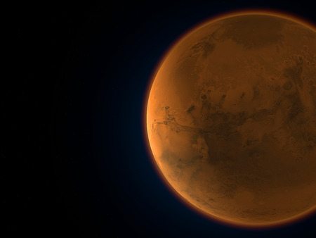 rovers: Mars, space, solar system Stock Photo
