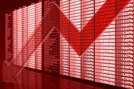 sell shares: Stock market, market, market crash, lost earnings, bankrupt