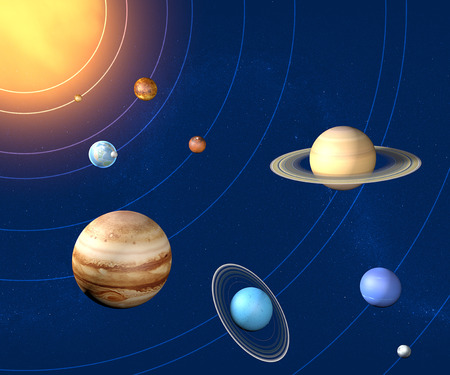 diameter: Solar system planets diameter, sizes and dimensions