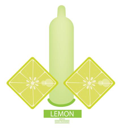 Condom vector illustration Stock Vector - 24941456