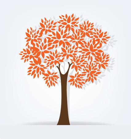 Дерево иллюстрации