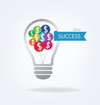 Business concept vector illustration Illustration
