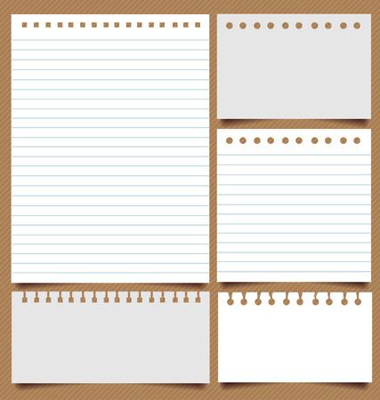 paper vector illustration Vector