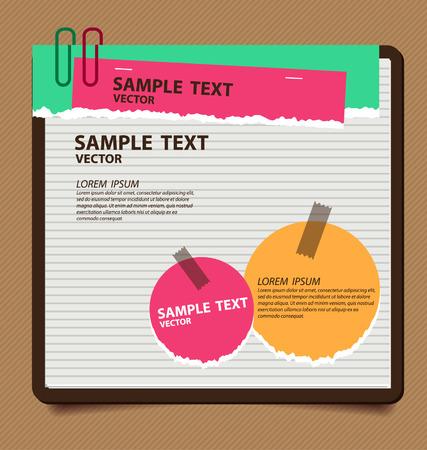 бумага векторные иллюстрации Иллюстрация