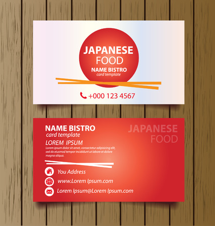 Business card template for restaurant business vector royalty free business card template for restaurant business vector stock vector 28388466 cheaphphosting Image collections