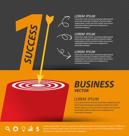 Векторные иллюстрации Бизнес-концепция