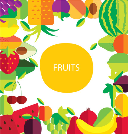 fruit vector illustration Vector