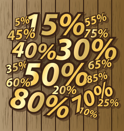 Discount prices vector illustration Vector