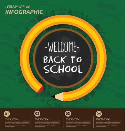Education concept vector Illustration Vector