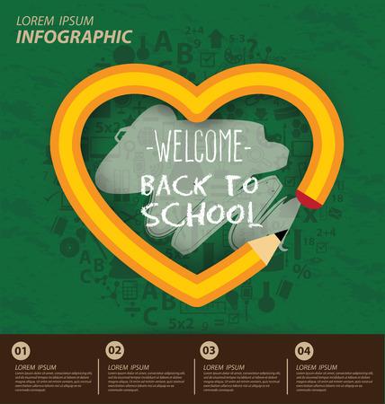 education concept: Education concept vector Illustration