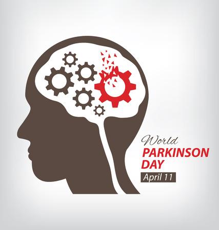 enfermedades mentales: Concepto de la Jornada Mundial de Parkinson.
