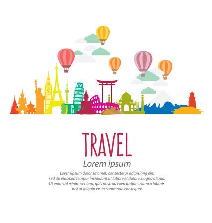 viajes: Concepto de viajes y Turismo