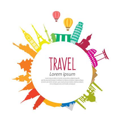 turismo: Concetto di viaggi e turismo
