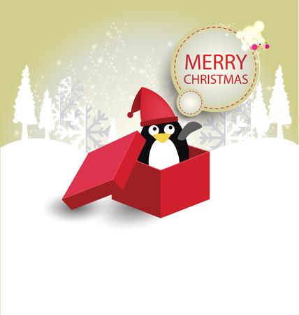christmas greeting card: Christmas Greeting Card. illustration.