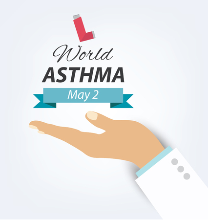 asma: concepto de asma. D�a Mundial del Asma.