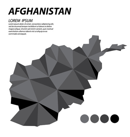 afghanistan: Afghanistan geometric concept design