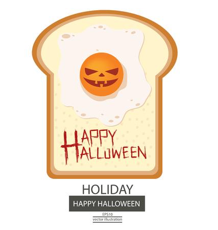 illustration: Halloween illustration.