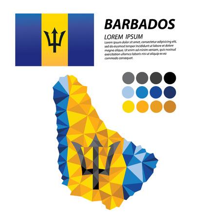 barbados: Barbados geometric concept design