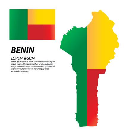 vector de Benin