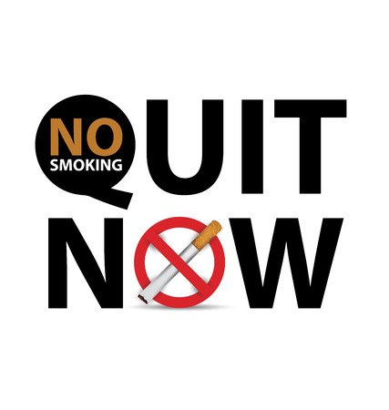 no smoking sign: no smoking sign. vector illustration. Illustration