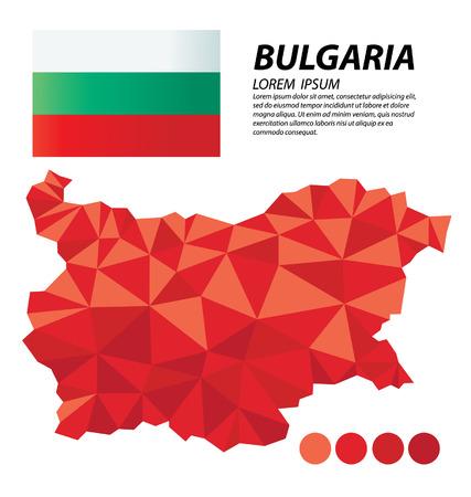 Bulgaria geometric concept design