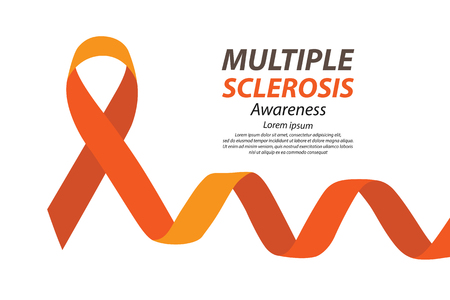World Multiple Sclerosis Day. Vector illustration.