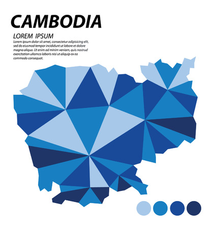 cambodia: Cambodia geometric concept design