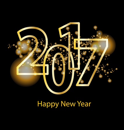 new year eve: Happy new year 2017