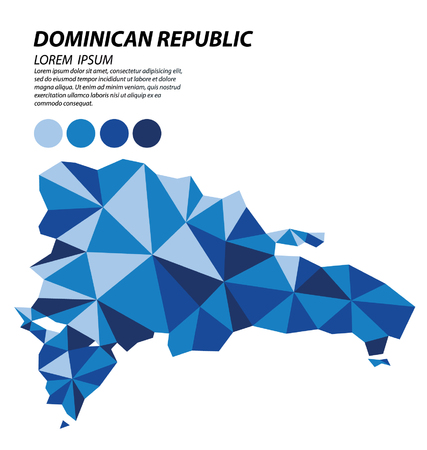 clime: Dominican Republic geometric concept design