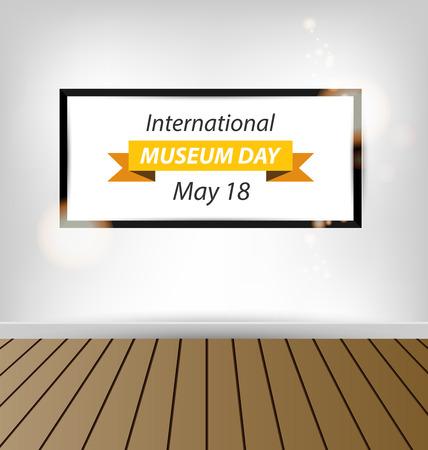 International Museum Day Illustration