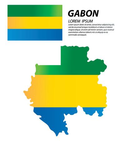 clime: Gabon vector