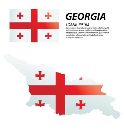 georgia: Georgia vector
