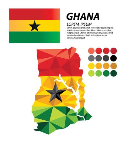 Ghana: Ghana geometric concept design