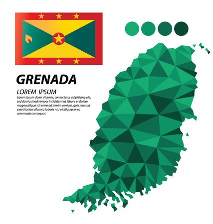 grenada: Grenada geometric concept design