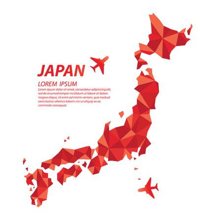 Japan geometric concept design