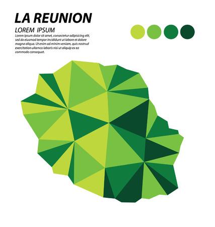 clime: La Reunion geometric concept design