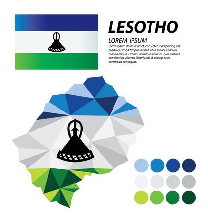 clime: Lesotho geometric concept design