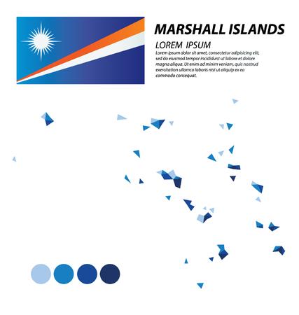 marshall: Republic of the Marshall Islands geometric concept design