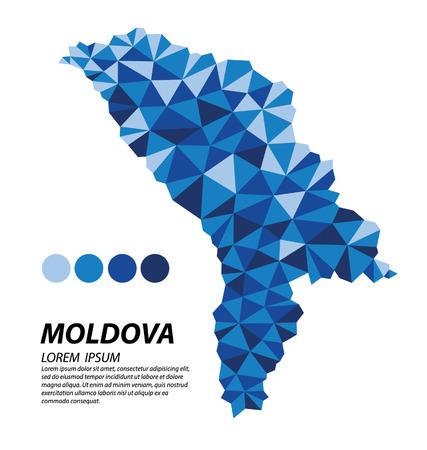 clime: Moldova geometric concept design