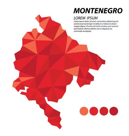 Montenegro geometric concept design