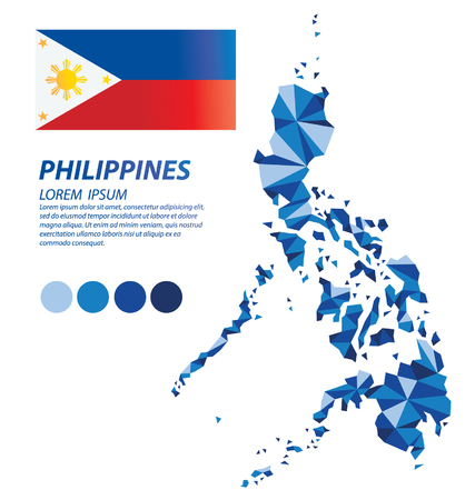 Philippines geometric concept design