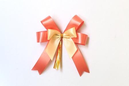 ribbon on white background
